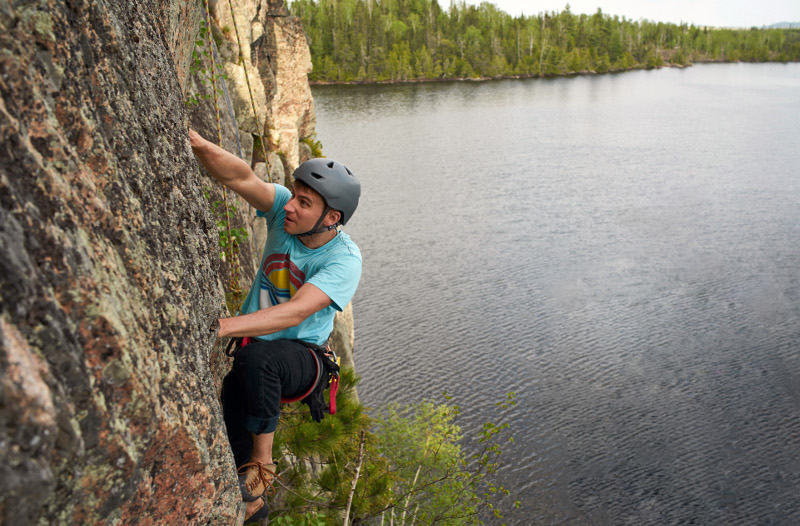 Rock Climbing - Spirit Guiding Wilderness - Littlefield_0047
