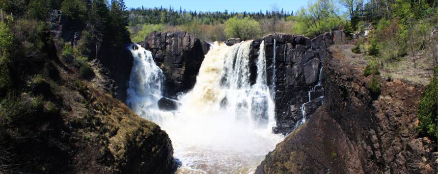 Summer-Grand-Portage-MN-HighFalls